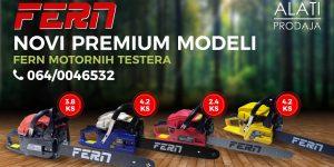 Fern Austria Motorne testere
