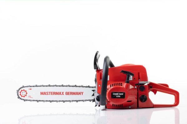 Mastermax motorna testera - testera od 3ks