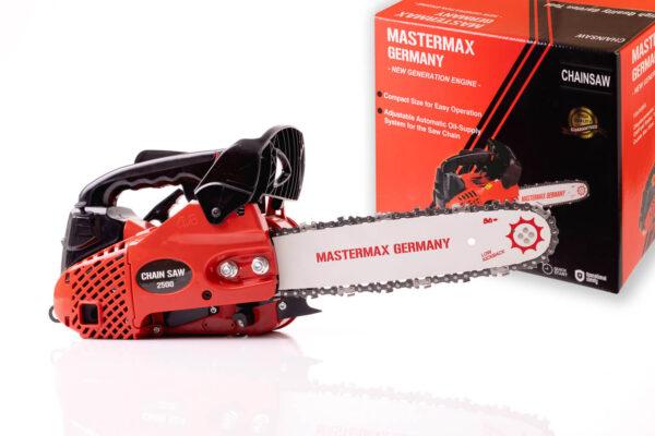 Mastermax testera - Jednoručna motorna testera od 3ks