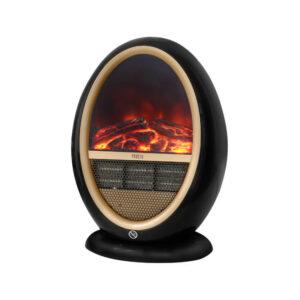 PROSTO Grejalica sa 3D efektom plamena 1500W EK1503