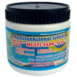 Multifunkcionalna tableta 5u1 500 gr